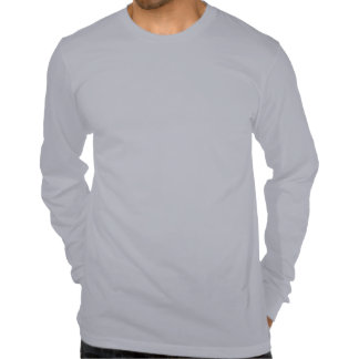 ¡Manga larga T de S de los HOMBRES de XCore4 Camisetas