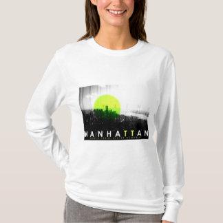 Manhattan Skyline Camiseta
