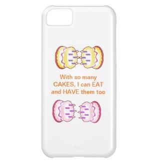 MANÍA DE LA TORTA:  Los NIÑOS quisieran el JUEGO c Funda Para iPhone 5C