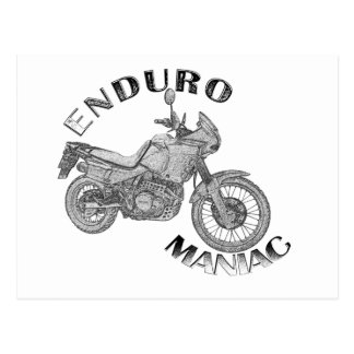 Maniaco de Enduro - motorista Postal