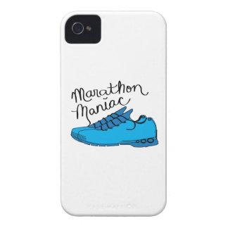 Maniaco del maratón iPhone 4 Case-Mate cárcasa