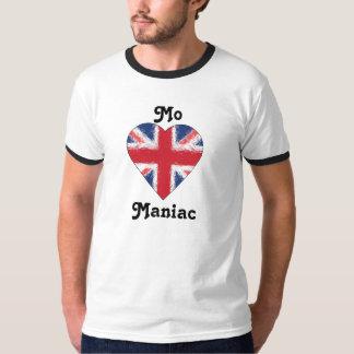 Maniaco del MES Camisetas