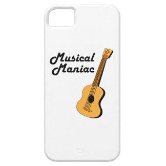 Maniaco musical iPhone 5 cárcasas