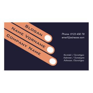 Manicure manicura tarjetas de visita
