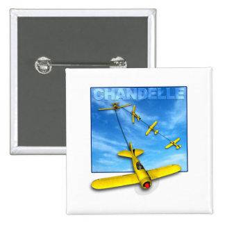 Maniobra aeroacrobacia del Chandelle con el aeropl Pin