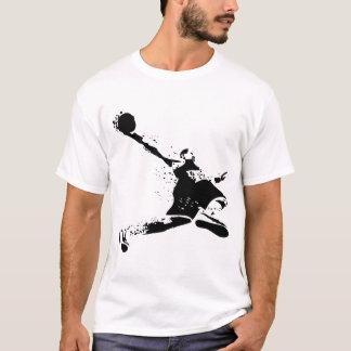 Maniobra del baloncesto camiseta