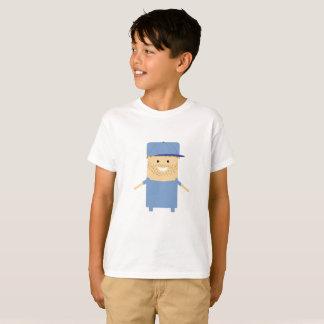 Manitas Steve Camiseta
