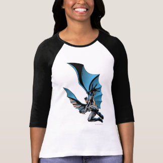 Mano de Batman en primero plano Camiseta