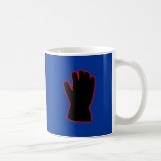 mano negra black hand mano negra taza
