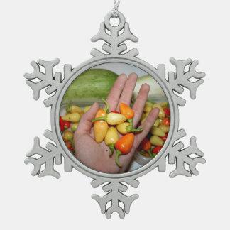 mano que lleva a cabo imagen de la comida de los p