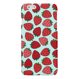 Manojos de fresas - caso del iPhone - 6/6s