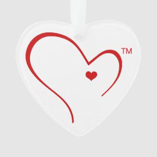 Manoplas para el ornamento del corazón del