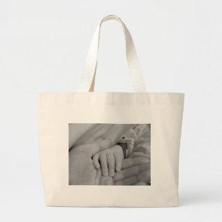 Manos cariñosas bolsa