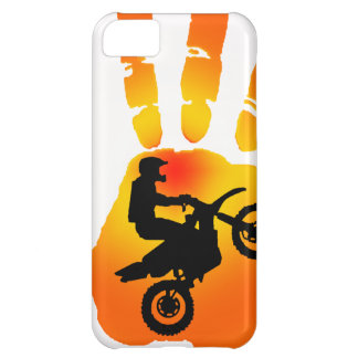 MANOS DEL MX ENCENDIDO FUNDA PARA iPhone 5C