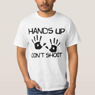 Manos para arriba camiseta