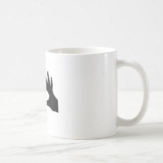 Manos Taza De Café