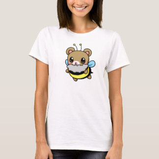 Manosee el oso camiseta