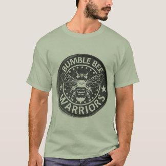 Manosee la camiseta de los hombres de los