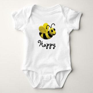 Manosee la fiesta de bienvenida al bebé de la camiseta