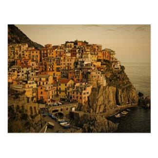 Manrola - Cinque Terre, postal de Italia
