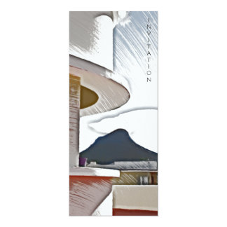 Mansiones de Geriva, Cape Town Invitación 10,1 X 23,5 Cm