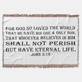Manta - 3:16 de Juan