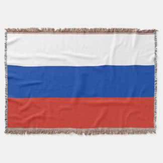 Manta Bandera de Rusia