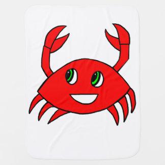 Manta - cangrejo feliz