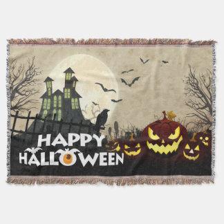 Manta Cielo nocturno fantasmagórico Halloween del traje