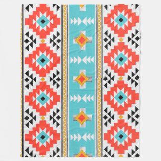 Manta de encargo azteca del paño grueso y suave