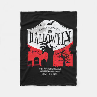 manta de Halloween