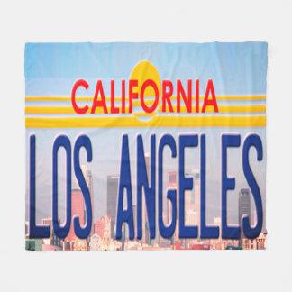 Manta de Los Ángeles California