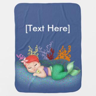 Manta del bebé el dormir Merbaby
