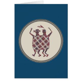 Manta del boda, imagen 2, tarjeta