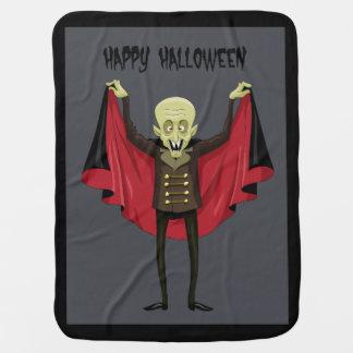 Manta del cochecito de Drácula Halloween