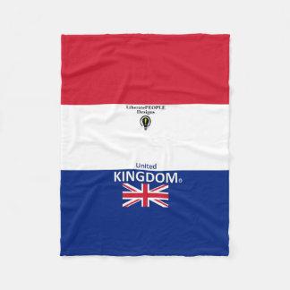 Manta del diseñador de Reino Unido