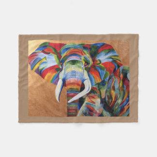 Manta del elefante