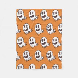 Manta del modelo del fantasma de Halloween