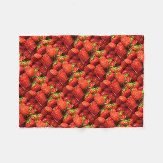 Manta del paño grueso y suave de la fresa