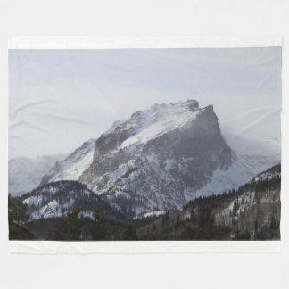 Manta del paño grueso y suave de la montaña Nevado
