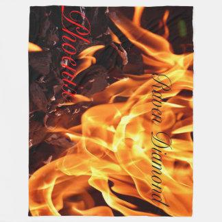 Manta del paño grueso y suave de Phoenix