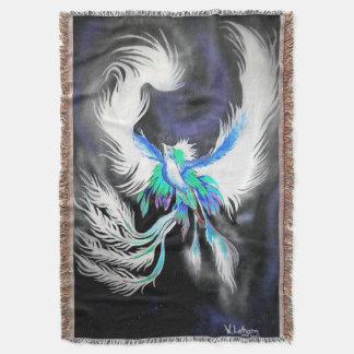 Manta del tiro de Phoenix del espacio