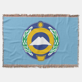 Manta Escudo de armas de Karachay-Cherkessia