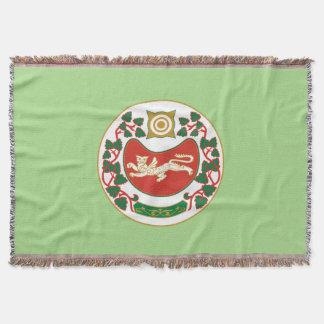 Manta Escudo de armas de Khakassia