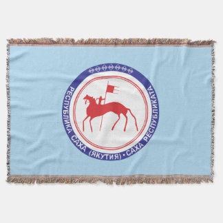 Manta Escudo de armas de Sakha