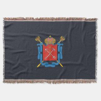 Manta Escudo de armas de St Petersburg
