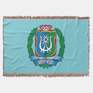 Manta Escudo de armas de Yugra