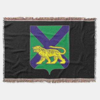 Manta Escudo de armas del krai de Primorsky