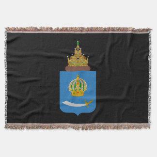 Manta Escudo de armas del oblast de Astrakhan