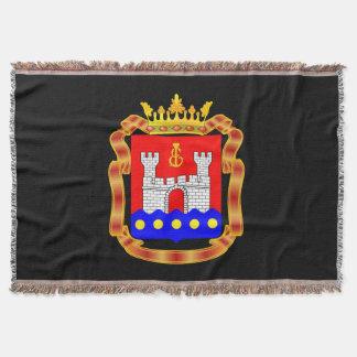 Manta Escudo de armas del oblast de Kaliningrado